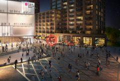 英国英格兰伦敦的新建房产,London City Island,编号26996680