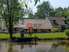 居外网在售荷兰Tienhoven8卧的房产总占地12665平方米EUR 1,750,000