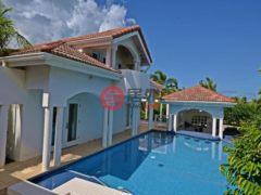 居外网在售美属维京群岛3卧2卫的房产总占地4371平方米USD 1,100,000