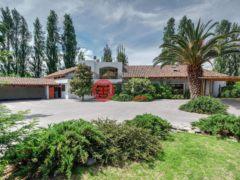 居外网在售智利5卧5卫的房产总占地3706平方米CLP 529,593,158