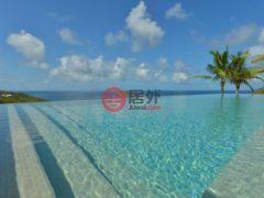 居外网在售圣巴泰勒米岛Marigot6卧6卫的房产总占地2155平方米EUR 12,800,000