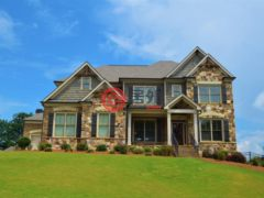 居外网在售美国霍斯其顿6卧4卫的房产总占地1659平方米USD 514,900