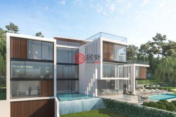 居外网在售西班牙4卧7卫新房的房产总占地3000平方米
