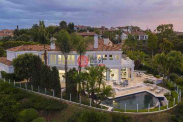 居外网在售美国4卧5卫特别设计建筑的房产总占地1338平方米USD 4,988,000