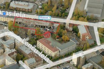 居外网在售拉脱维亚EUR 1,650,000总占地3113平方米的土地