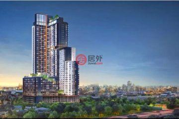 居外网在售泰国1卧1卫新房的房产总占地45000平方米THB 4,100,000
