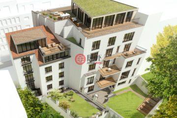 居外网在售比利时9卧8卫历史建筑改造的房产总占地24平方米EUR 3,940,000