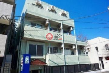居外网在售日本东京1卧1卫的房产总占地2平方米JPY 10,500,000