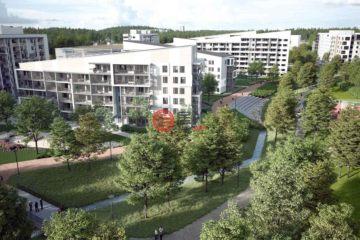 居外网在售芬兰2卧1卫新房的房产总占地65平方米EUR 240,400
