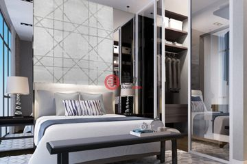 居外网在售马来西亚吉隆坡3卧2卫的房产总占地113平方米MYR 1,100,000