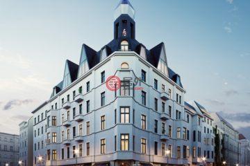 居外网在售德国3卧2卫新开发的房产总占地136平方米EUR 1,920,000