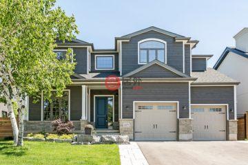 加拿大房产房价_安大略省房产房价_奥克维尔房产房价_居外网在售加拿大奥克维尔6卧5卫的房产总占地718平方米CAD 2,699,800