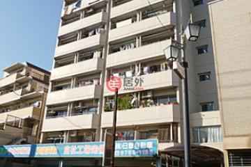 居外网在售日本东京2卧1卫的房产总占地30平方米JPY 8,400,000