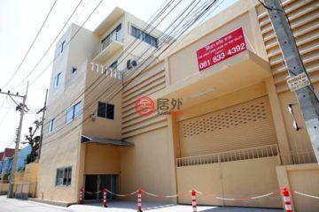 居外网在售泰国USD 960,000总占地848平方米的商业地产