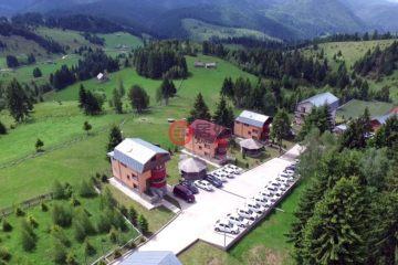 居外网在售罗马尼亚FundataEUR 2,600,000总占地43143平方米的商业地产