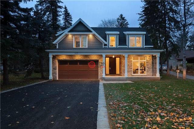 加拿大安大略省密西沙加3臥5衛新房的房產