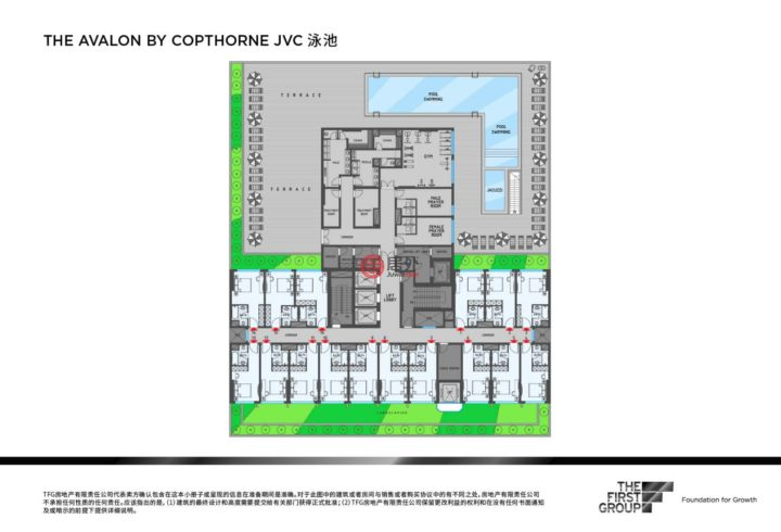 阿联酋迪拜迪拜的新建房产,Kahraba South East, Jumeirah Village, Jumeirah Village Circle,编号33056190