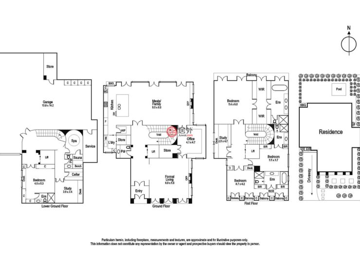 澳大利亚维多利亚州的房产,10 Cleeve Court,编号35439546