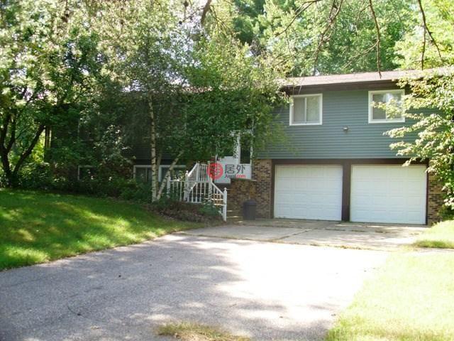 美国威斯康星州tomah的房产,15171 hercules rd,编号43239053