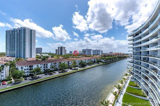 美国佛罗里达州阿文图拉的房产,708 3250 ne 188th st,编号45048373