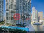 美国佛罗里达州迈阿密的房产,495 Brickell Ave 2202,编号46803330