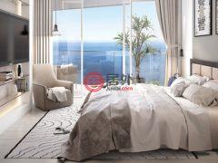 居外网在售阿联酋1卧2卫特别设计建筑的房产总占地95平方米AED 2,220,000
