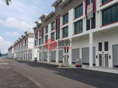居外网在售马来西亚巴生的房产总占地557平方米MYR 2,268,000