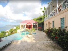 居外网在售英属维尔京群岛Tortola4卧5卫的房产USD 2,600,000