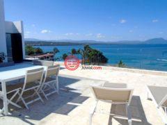 居外网在售多明尼加博瑙2卧2卫的房产总占地301平方米USD 902,550