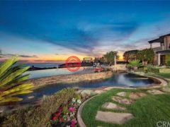 美国房产房价_加州房产房价_新港海滩房产房价_居外网在售美国新港海滩5卧7卫的房产总占地3193平方米USD 18,000,000