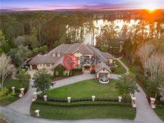 居外网在售美国Odessa5卧6卫的房产总占地677平方米USD 2,889,800