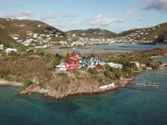 居外网在售英属维尔京群岛Tortola4卧的房产总占地8094平方米USD 3,300,000