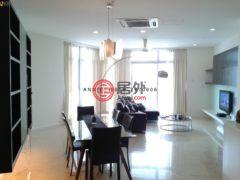 居外网在售马来西亚吉隆坡3卧2卫的房产总占地161平方米MYR 1,450,000