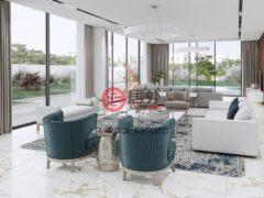 居外网在售阿联酋6卧5卫的公寓总占地834平方米AED 20,000,000