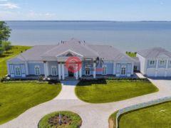 居外网在售美国Stevensville4卧5卫的房产总占地880平方米USD 3,399,000