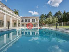 居外网在售阿根廷4卧8卫的房产总占地4573平方米