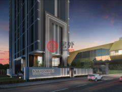 居外网在售泰国2卧2卫的新建房产总占地55.37021184平方米