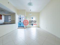 居外网在售阿联酋迪拜2卧2卫的房产总占地113平方米AED 6,583 / 月