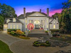 美国房产房价_佐治亚州房产房价_亚特兰大房产房价_居外网在售美国亚特兰大7卧12卫的房产总占地8094平方米USD 5,000,000