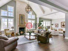 加拿大房产房价_安大略省房产房价_King房产房价_居外网在售加拿大King5卧10卫的房产总占地40548平方米CAD 6,500,000