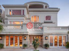 居外网在售美国旧金山5卧8卫的房产总占地815平方米USD 22,400,000