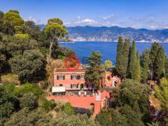 意大利房产房价_Genova房产房价_Portofino房产房价_居外网在售意大利Portofino8卧7卫的房产总占地350平方米