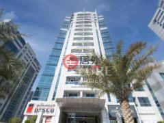 居外网在售阿联酋迪拜Marsa Dubai的房产总占地34平方米AED 2,333 / 月