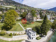 居外网在售瑞士科尔索6卧7卫的房产总占地11819平方米