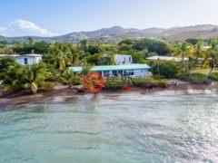 居外网在售美属维京群岛St. Croix4卧3卫的房产总占地2752平方米USD 745,000