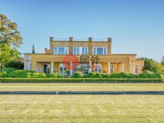居外网在售阿根廷8卧8卫的房产总占地190202平方米