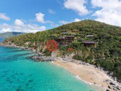 居外网在售英属维尔京群岛6卧12卫的房产总占地11291平方米