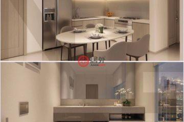 居外网在售阿联酋1卧2卫特别设计建筑的房产总占地10000平方米AED 1,450,000