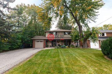 加拿大房产房价_安大略省房产房价_居外网在售加拿大4卧4卫曾经整修过的房产总占地778平方米CAD 1,988,000