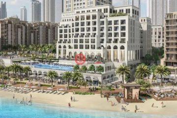 居外网在售阿联酋1卧1卫新房的房产总占地70平方米AED 968,888